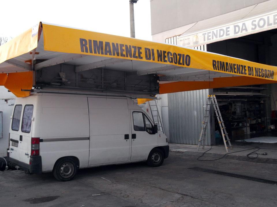 Veicoli furgoni autonegozi per ambulanti a a a annunci
